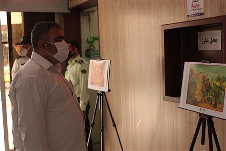 نمایشگاه طریق تجلی | Abolfazl Akbari