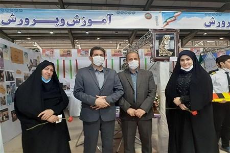 آیین افتتاحیه نمایشگاه هفته دفاع مقدس | vahid moradi