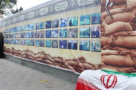 نمایشگاه عکس دفاع مقدس | Ali Ramezani