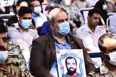 افتتاح باغ موزه دفاع مقدس درآبادان | Mohsen Hehmat Ara