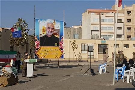 مراسم بزرگداشت هفته دفاع مقدس در آموزش و پرورش کاشمر | AbbasAliShahabian