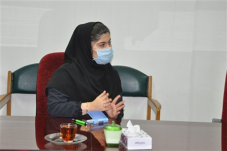 نشست اعضای مجلس و شورای دانشآموزی مازندران | Samane Abbasi