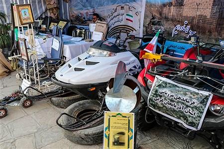 نمایشگاه هفته دفاع مقدس در ارومیه | Amir Hosein Mollazade