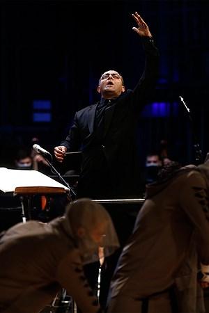 موسیقی نمایش عاشورایی علمدار  | Hossein Paryas