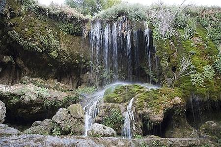 آبشار آسیاب خرابه جلفا   Ali Ahadi nia