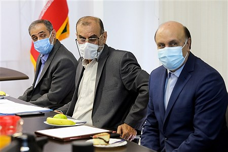 نشست هم اندیشی مدیران ستادی و استانی سازمان دانش آموزی جمهوری اسلامی ایران   Behrooz Khalili