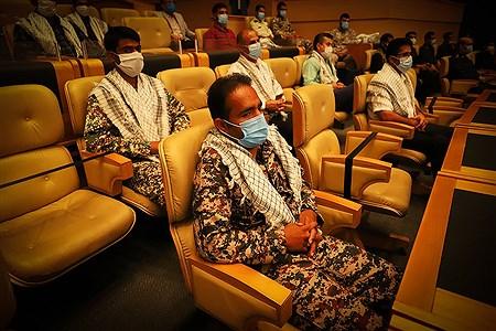 گرامیداشت شکست حصر آبادان درجزیره کیش  | Amir Hossein Yeganeh