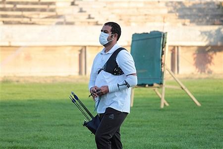 اردوی تیم ملی تیراندازی با کمان رشته ریکرو در تبریزاز پنجم لغایت شانزدهم مهرماه | Mahdi Razavi poor