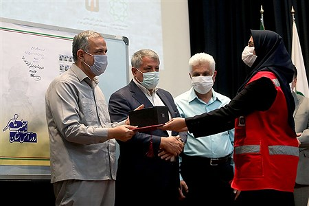 آیین بزرگداشت روز آتش نشانی و ایمنی | Bahman Sadeghi
