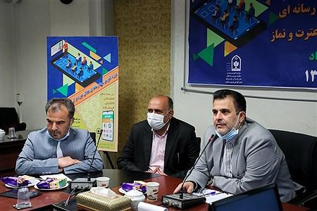 آیین افتتاحیه دوره آموزش سواد رسانهای فعالان حوزه قرآن، عترت و نماز | Behrooz Khalili