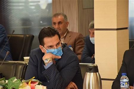 جلسه شورای اداری مازندران | Hamed Shamloo