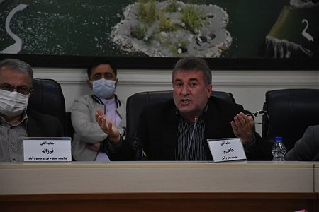 حضور رییس مجلس در جلسه مجمع نمایندگان مازندران | Alireza Asgharzadeh