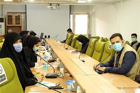 نشست خبری معاونت بهداشت دانشگاه علوم پزشکی جندی شاپور اهواز | Amir Reza Rezavi