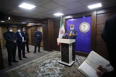 پنجاه و هشتمین جلسه ستاد اطلاع رسانی و تبلیغات اقتصادی کشور | Bahman Sadeghi