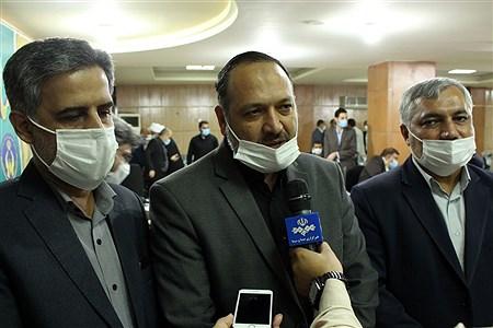 آیین تکریم و معارفه مدیرکل کمیته امدادامام خمینی  (ره) خوزستان   Mohamad Shahrokh Nasab