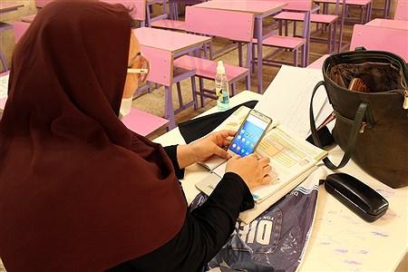 آموزش مجازی در روزهای کرونایی اهواز | Mohamad Shahrokh Nasab