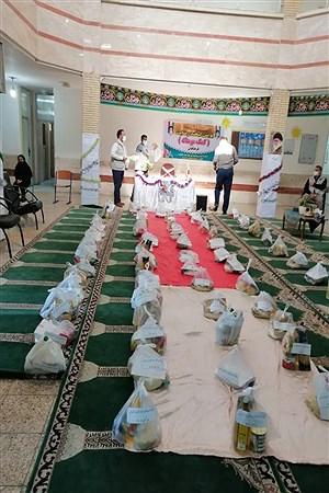 برگزاری مراسم پویش سراسری لبخند رضایت در شهرستان حمیدیه | Fatame mosazadeh