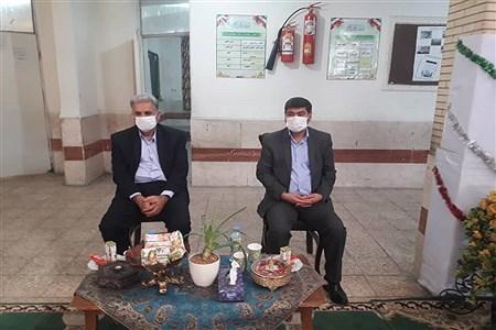 برگزاری مراسم پویش سراسری لبخند رضایت در شهرستان حمیدیه | Hamid bany torfi