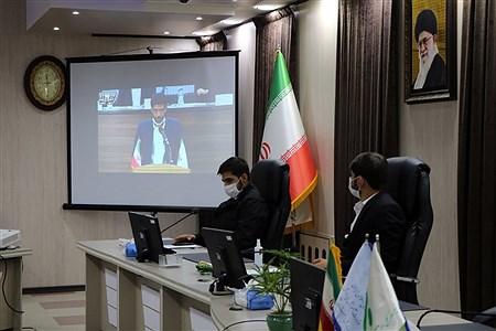 اختتامیه نهمین دوره مجلس دانش آموزی کشور در ارومیه | Behzad Golestani