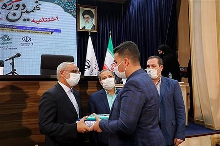 اختتامیه نهمین دوره مجلس دانشآموزی   Behrooz Khalili