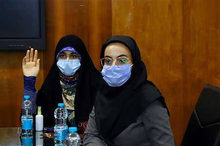اختتامیه نهمین دوره مجلس دانش آموزی کشور در شهر تهران | Zahra Alihashemi