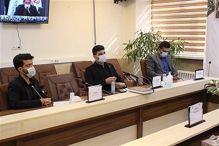 کرج (پانا)- آیین اختتامیه نهمین دوره مجلس دانش آموزی کشور در البرز روز سه شنبه در اتاق جلسات مدیر کل آموزش و پرورش به صورت ویدئو کنفرانس برگزار شد.  |