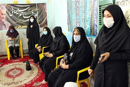 بازدید رییس و کارشناسان سازمان دانش آموزی خوزستان از مدارس سوسنگرد | Mohamad Shahrokh Nasab