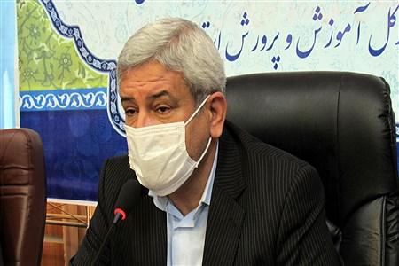 نشست کادر و اعضای اتحادیه انجمن های اسلامی استان خوزستان با مدیرکل آموزش و پرورش | Amir Reza Rezavi
