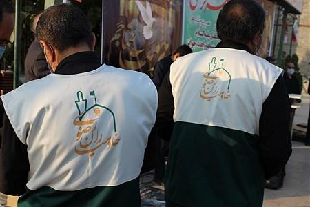 مراسم عزاداری خادمیاران رضوی شهرستان اسلامشهر   Sasan Haghshenas