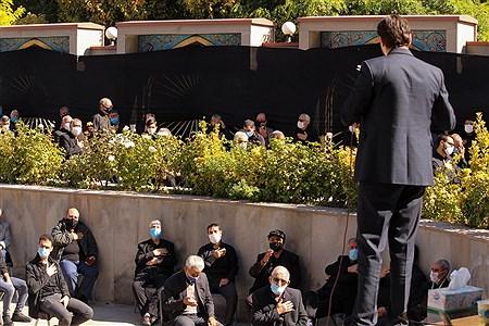 مراسم عزاداری و سوگواری شهادت امام رضا در تبریز با حضور نماینده ولی فقیه در استان برگزار شد | Mahdi Razavi poor