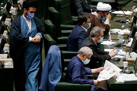 صحن علنی مجلس | Behrooz Khalili