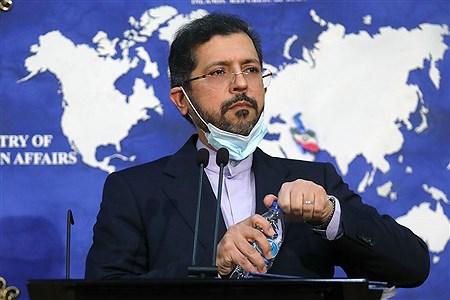 نشست خبری سخنگوی وزارت امور خارجه | Bahman Sadeghi