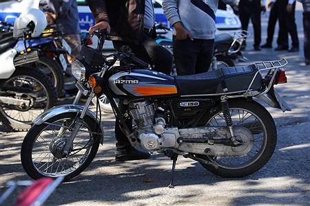 رالی موتورسواران | Mobina Pakdaman