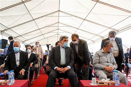 آیین افتتاحیه  و بهره برداری بوستان زندگی | Behrooz Khalili