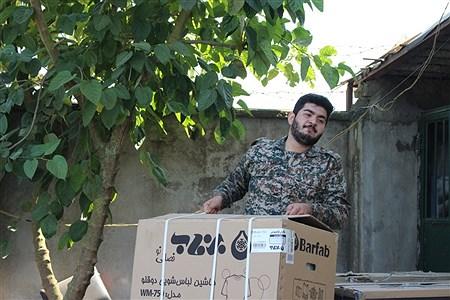 کمک مؤمنانه | Abolfazl Akbari