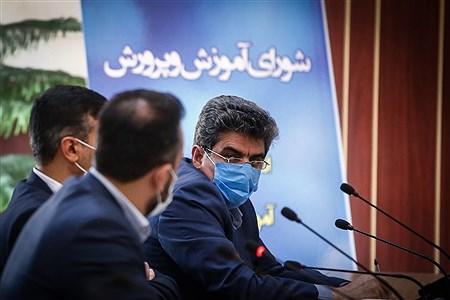 جلسه شورای آموزش و پرورش در استانداری | Ali Sharifzade