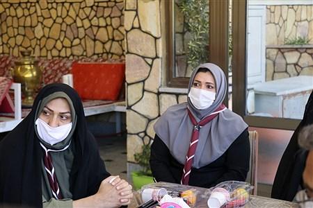 نشست مدرسان سازمان دانش آموزی خراسان رضوی | Javad Ebrahimi