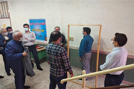 هفته گرامیداشت هفته تربیت بدنی شهرستان امیدیه | Narges  haidary