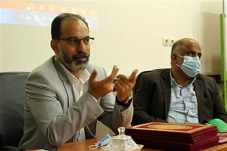 اولین نشست اعضای  هیئت رییسه دهمین دوره مجلس دانش آموزی  استان خوزستان   Sajad Shahmakhteh