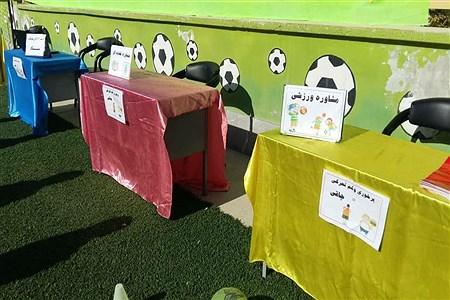 افتتاحیه طرح کوچک در دبستان پسرانه شهدای فرهنگی  بجنورد   Manizhe Abbaspor
