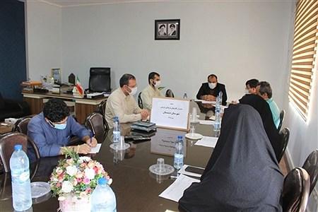 جلسه مدیران | Faizullah Amini