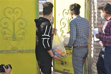 ردوی جهادی   موج مهربانی و هلال احمر بیرجنددر مناطق محروم شهرستان خوسف | Mahdi Arasteh