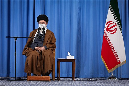 جلسه ستاد ملی مقابله با کرونا در حضور رهبر معظم انقلاب اسلامی | khamenei.ir