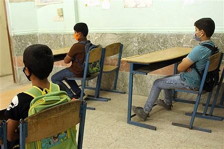 آموزش زیر سایه کرونا - | Mohamad Shahrokh Nasab