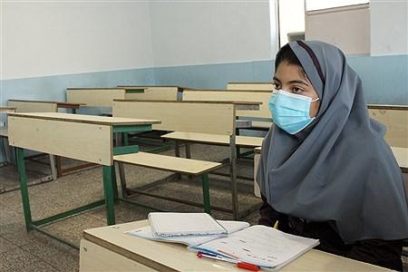 آموزش زیر سایه کرونا-16   Mohamad Shahrokh Nasab