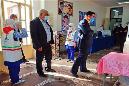 بیست و سومین دوره انتخابات شورای دانش آموزی در شهرستان امیدیه   Narges    hidary