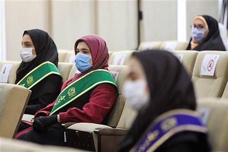 آیین اختتامیه همایش ملی دانشآموزی پنجاه و هشتمین جایزه بنیاد البرز | Behrooz Khalili