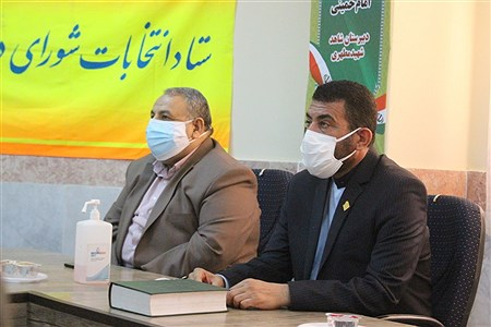 انتخابات شورای دانش آموزی   Maryam Masoudian