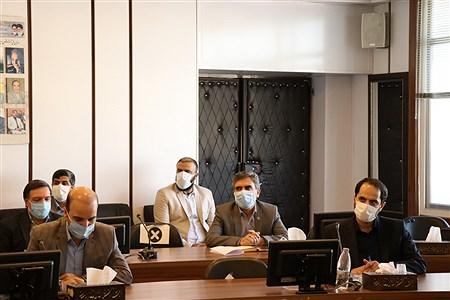 جلسه هماهنگی کمیته دانش آموزان و فرهنگیان ستاد بزرگداشت یوم الله 13 آبان خراسان رضوی | Javad Ebrahimi