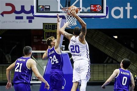 لیگ برتر بسکتبال   Ali Sharifzade